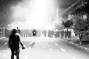 Registro do Marcelo Lubisco Leães. Ano: 2013 . Porto Alegre. Manifestações de Junho.