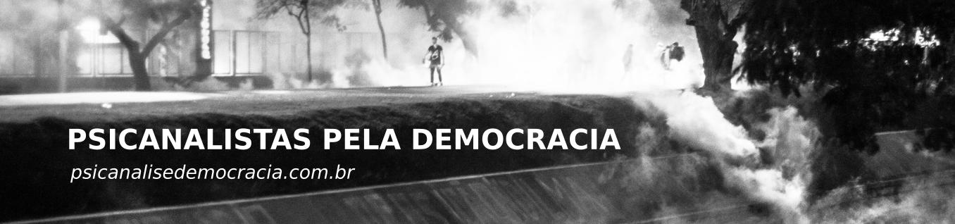 PSICANALISTAS PELA DEMOCRACIA